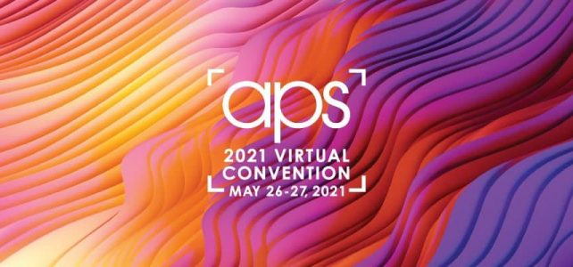 APS 2021 Virtual Conference Poster Presentation